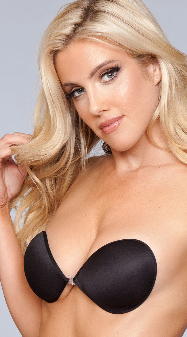 Adhesive Backless Bra by Be Wicked