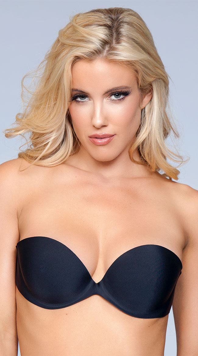 Adhesive Wing Side Bra by Be Wicked