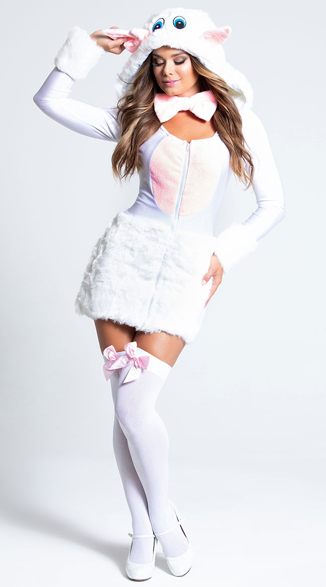Adorable Sheep Costume by Music Legs