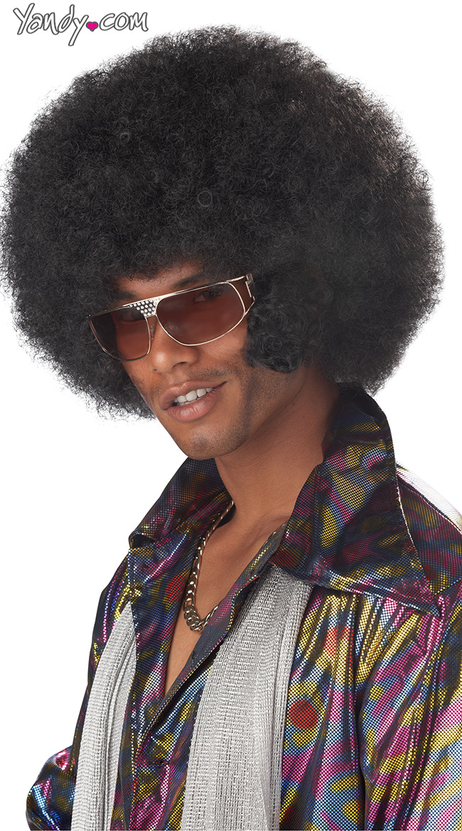 Afro Chops Wig by California Costumes