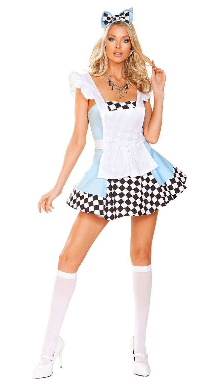 Alice Adventures Costume by Roma