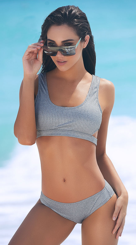 All Aboard Bikini Swimsuit by Mapale