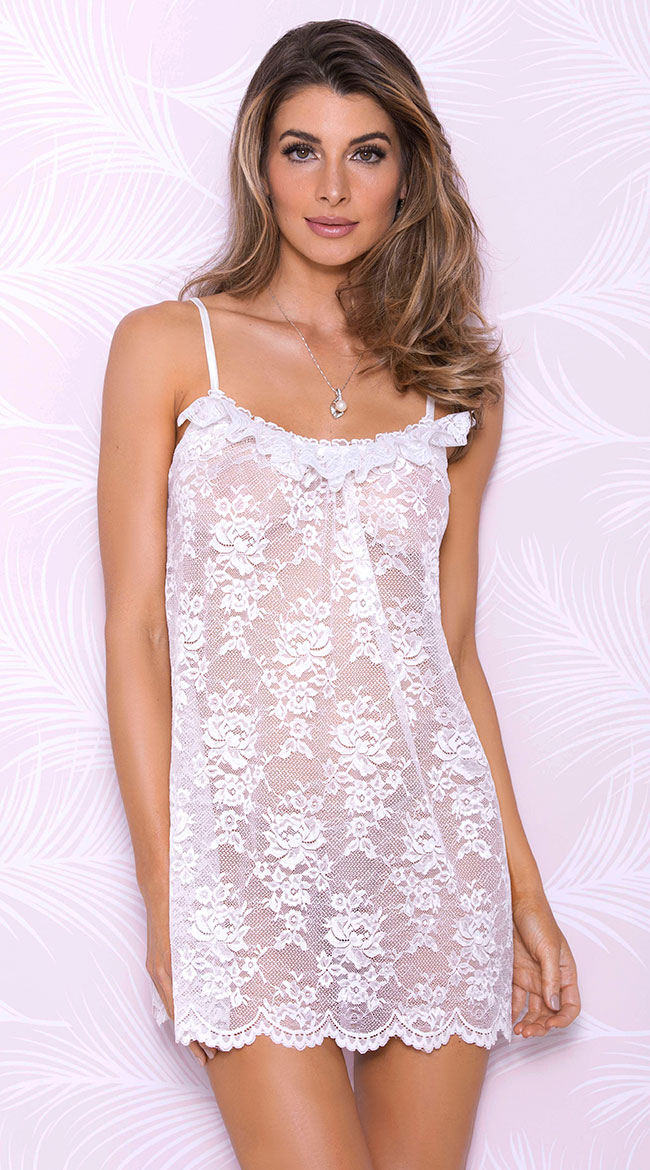 Allover Love Babydoll by iCollection
