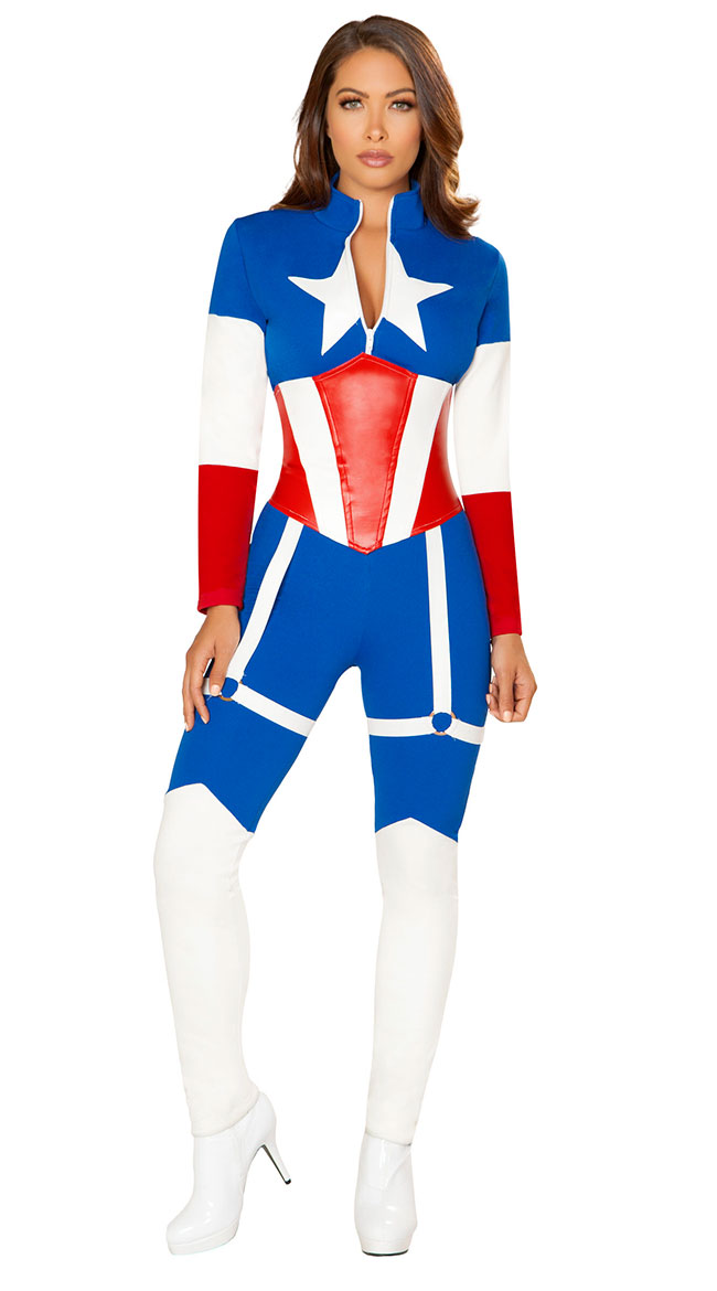 American Commander Costume by Roma