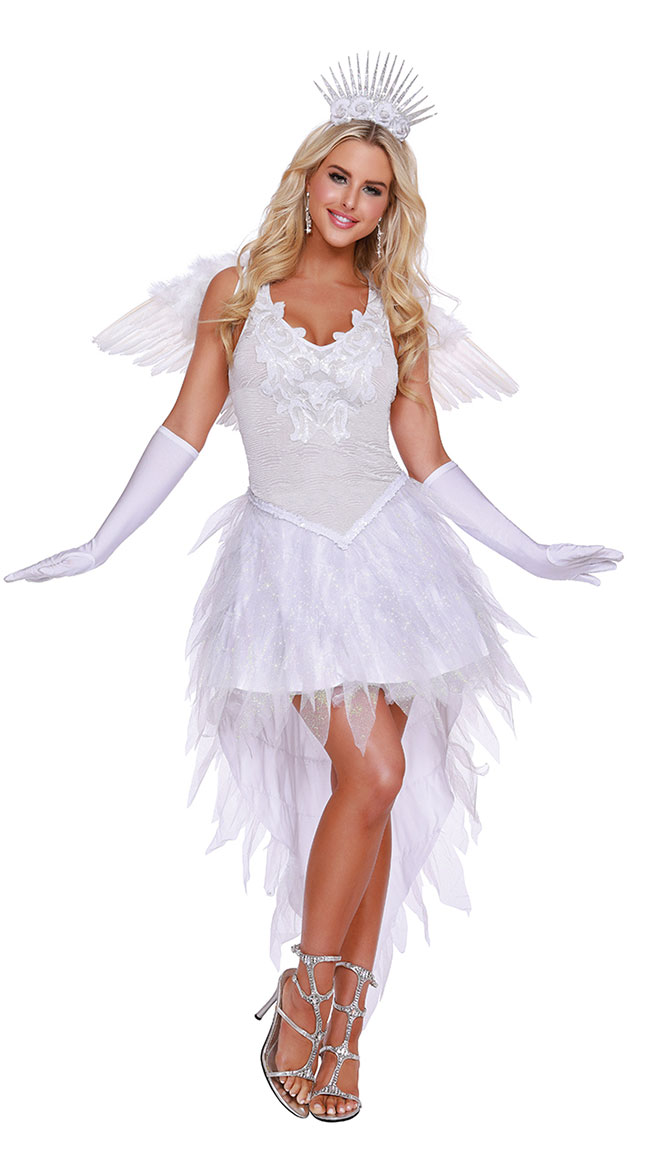 Angel Beauty Costume by Dreamgirl