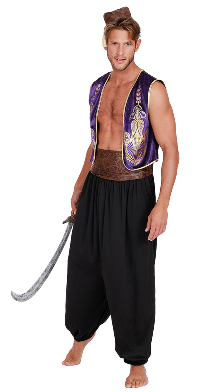 Arabian Prince Costume by Dreamgirl