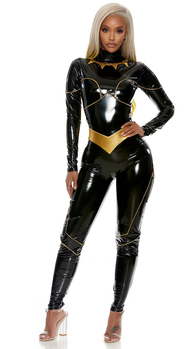 Bad Blood Villain Costume by Forplay