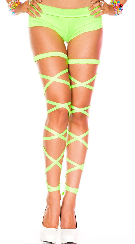 Basic Leg Wrap by Music Legs