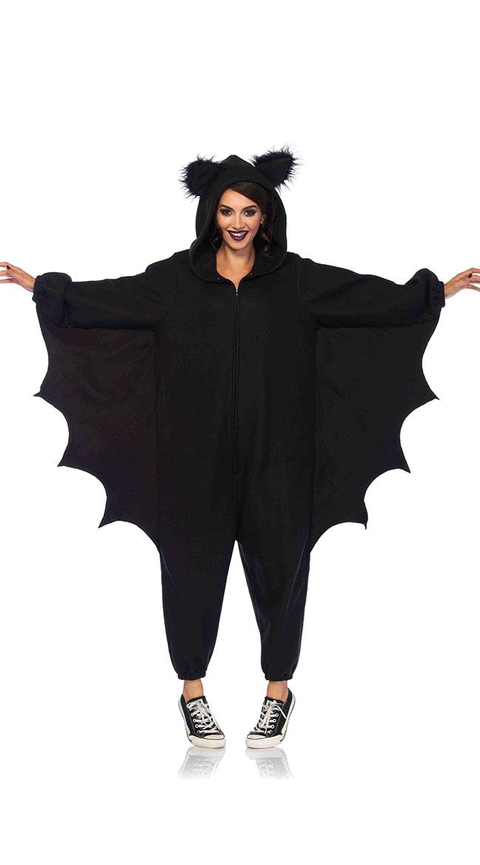 Bat Kigarumi Onesie Costume by Leg Avenue