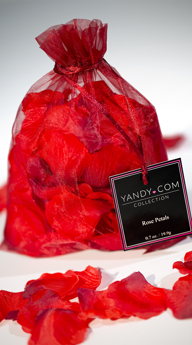 Bed Of Roses Rose Petals by Yandy STM