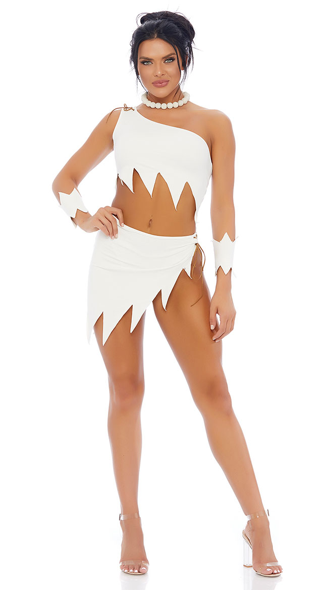 Bedrock Babe Costume by Forplay