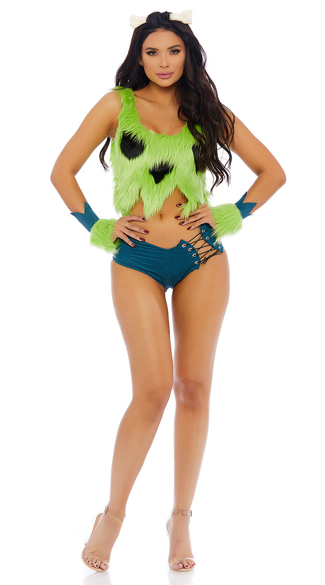 Bedrock Baby Costume by Forplay