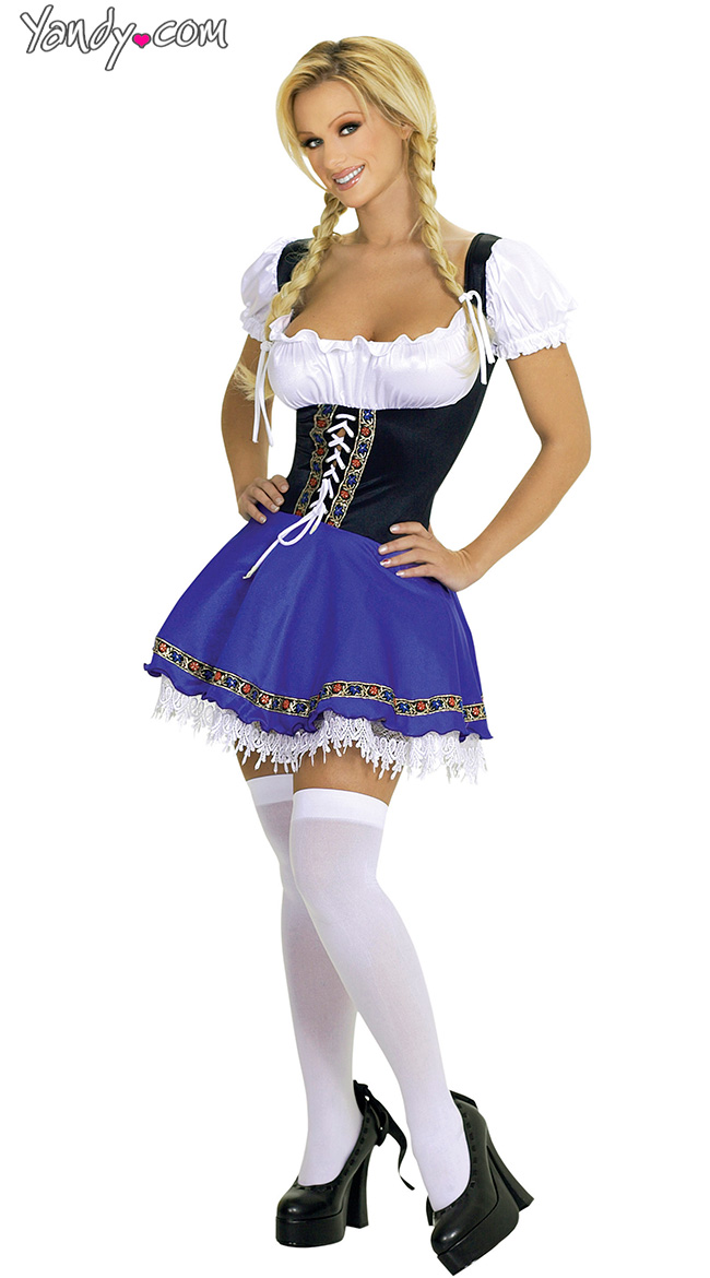 Beer Wench Costume by Roma