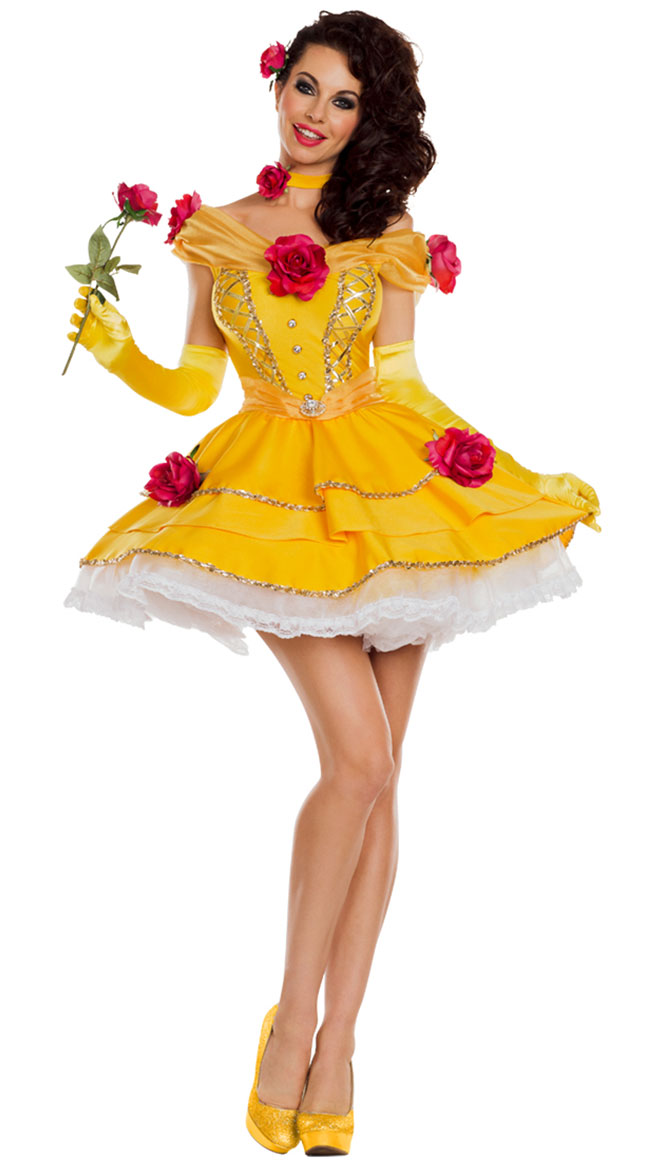 Belle Of The Ball Costume by Party King
