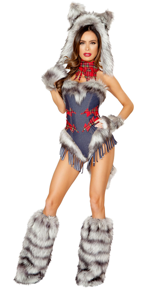 Big Bad Wolf Costume by Roma