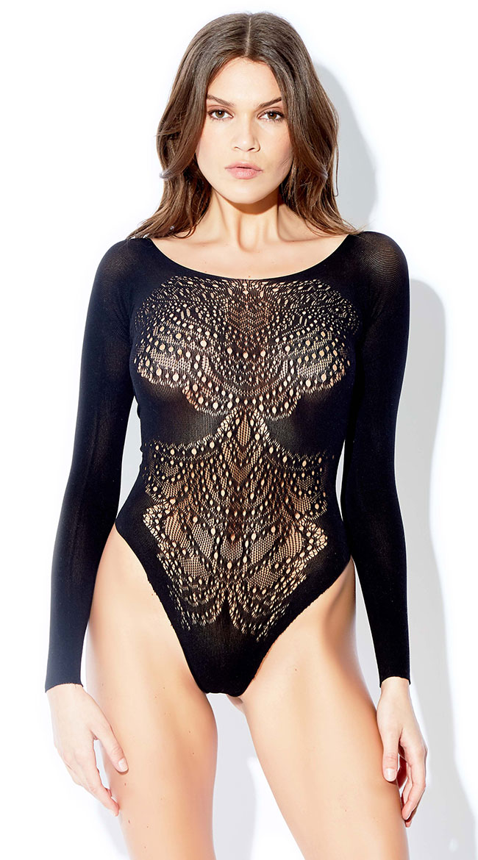 Black Market Teddy by Hauty - sexy lingerie