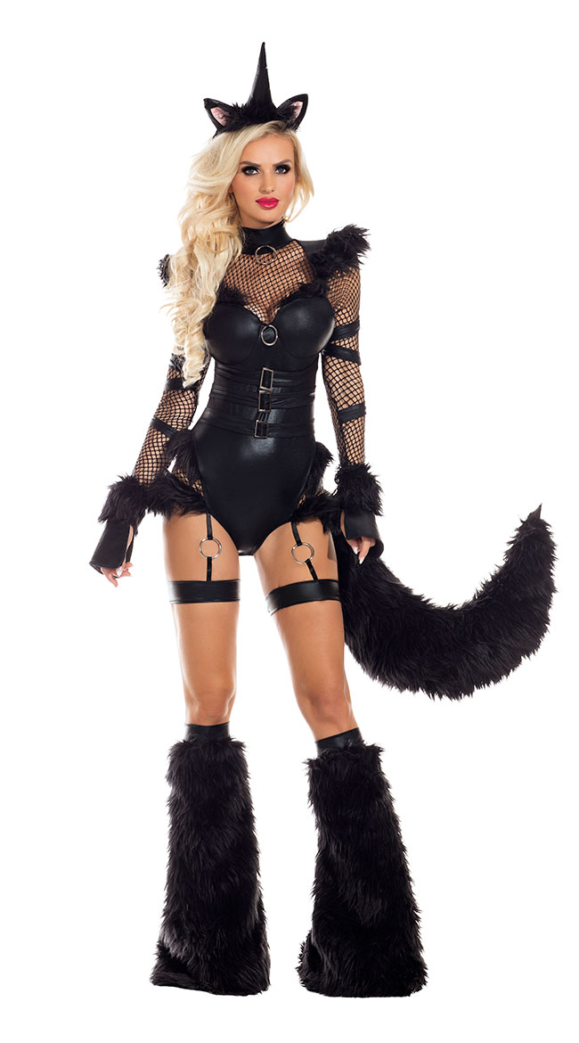 Black Unicorn Costume by Party King