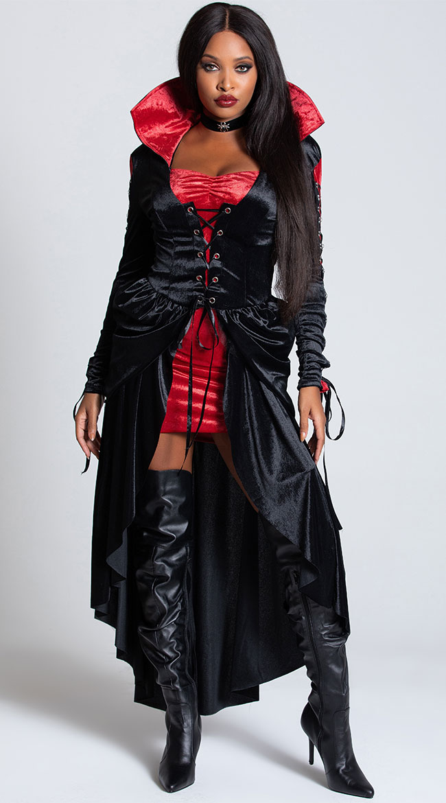 Bloodthirsty Vixen Costume by California Costumes