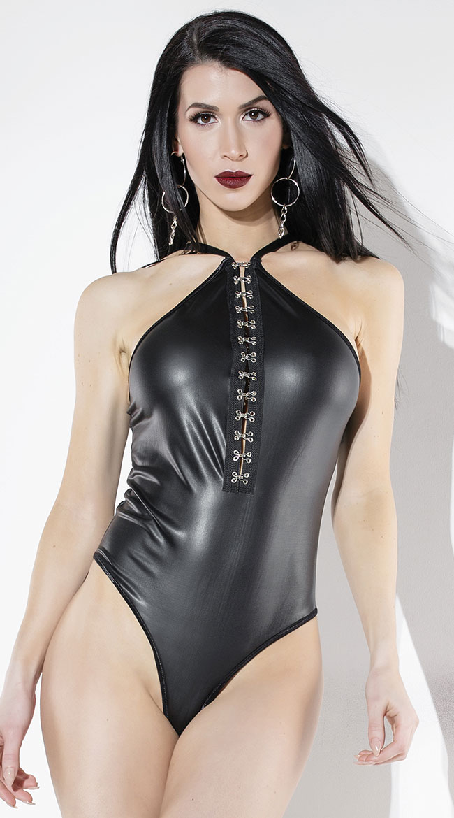 Break Free Chained Up Bodysuit by Coquette