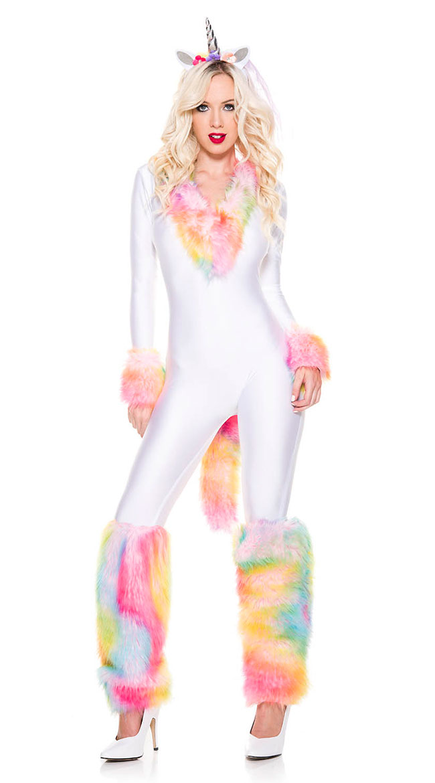 Breathtaking Unicorn Costume by Music Legs