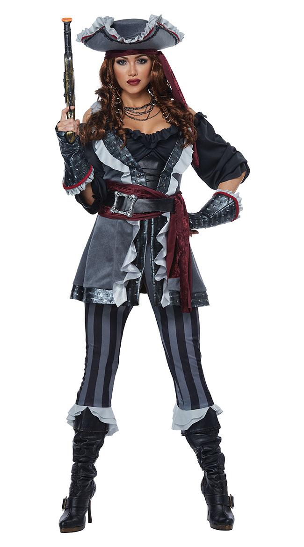 Captain Blackheart Costume by California Costumes