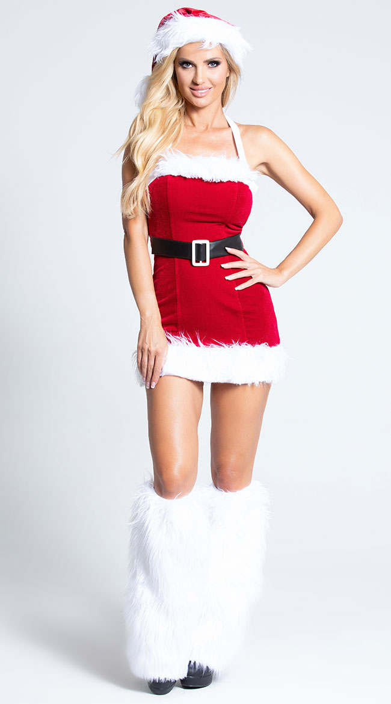 Chic Santa Costume by Roma