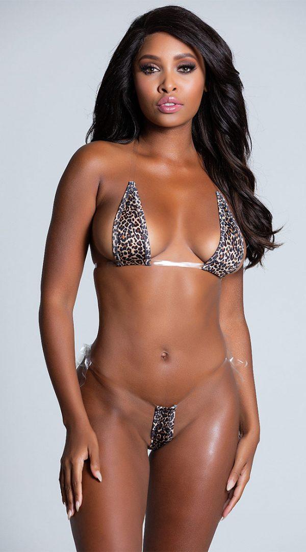 Clear Babe Micro Bikini by Elegant Moments