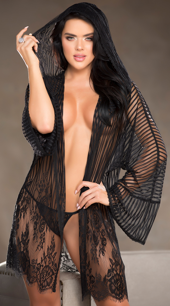 Conceal Me Robe Set by Shirley of Hollywood