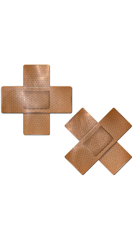Crossed Bandage Pasties by Pastease / Bandage X Pasties