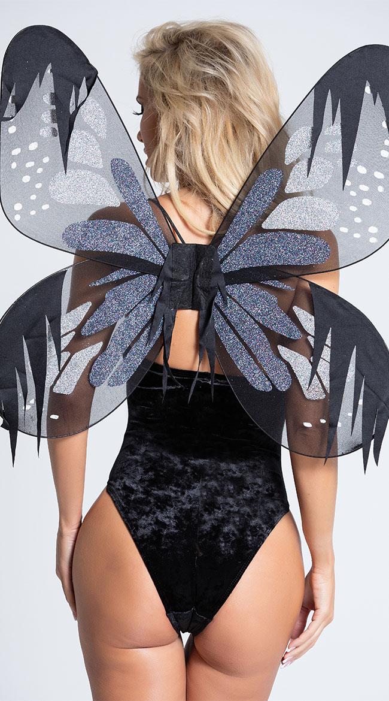Dark Botanicals Moth Wings by Fever