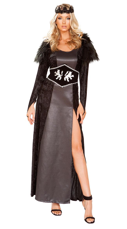 Dark Kingdom Queen Costume by Roma