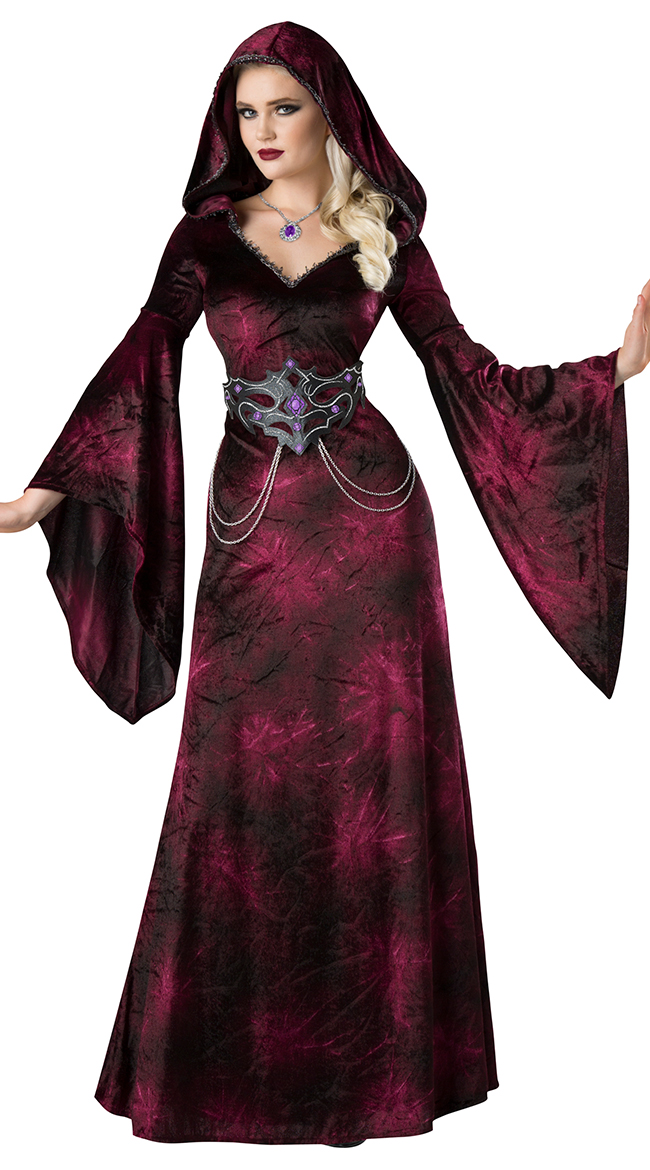 Dark Realm Sorceress Costume by In Character Costumes