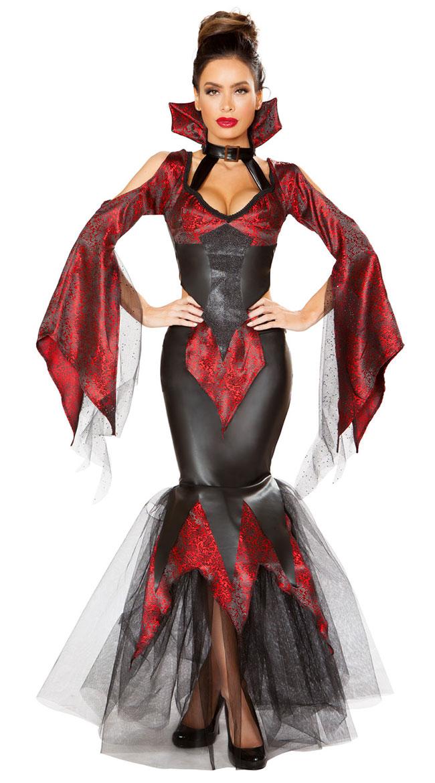 Dark Vampire Costume by Roma