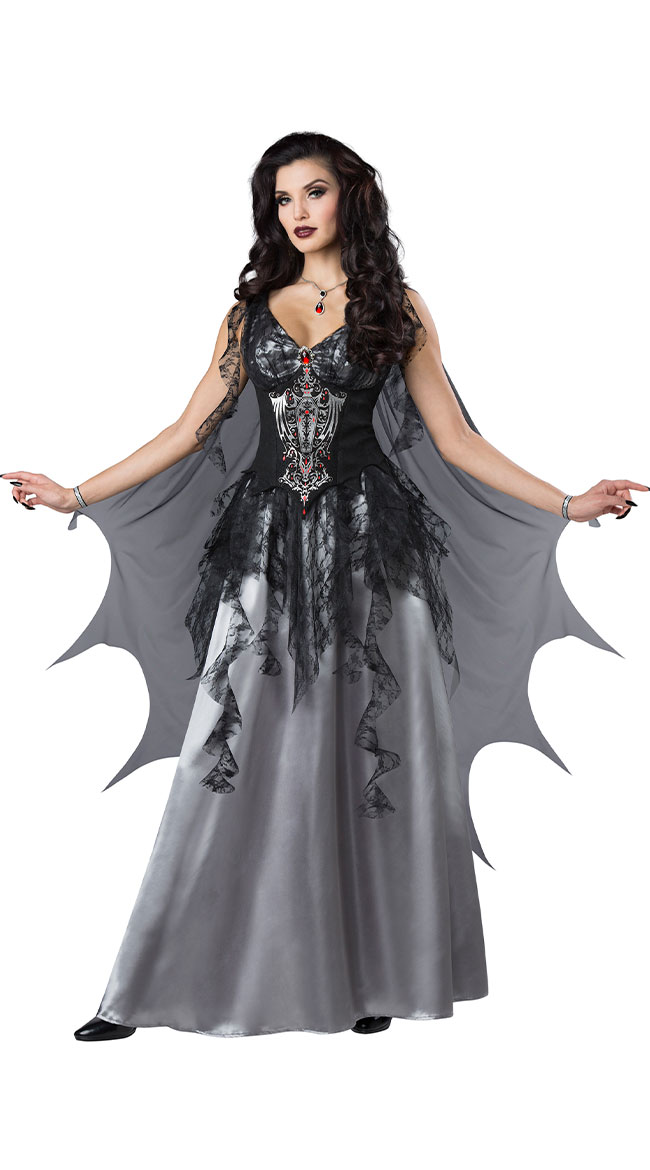 Dark Vampire Countess Costume by In Character Costumes