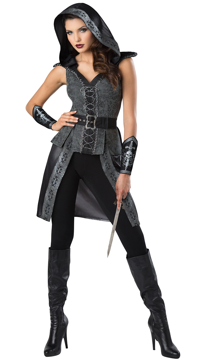 Dark Woods Huntress Costume by In Character Costumes