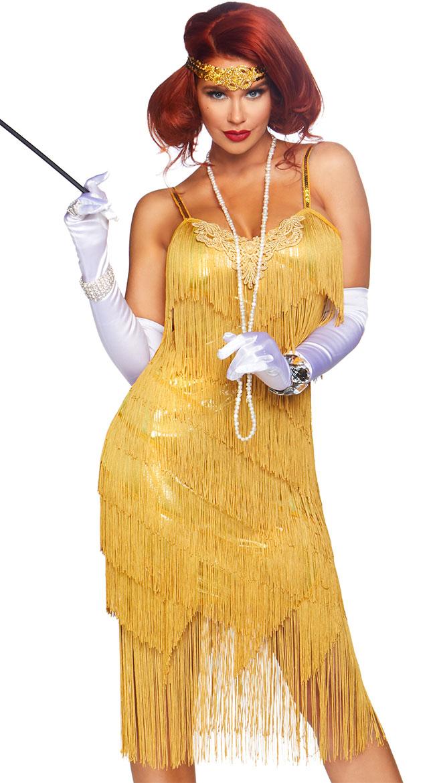 Dazzling Daisy Costume by Leg Avenue