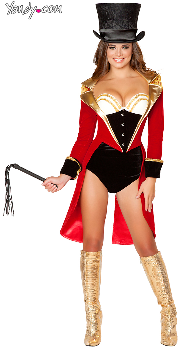 Deluxe Ringleader Costume by Roma