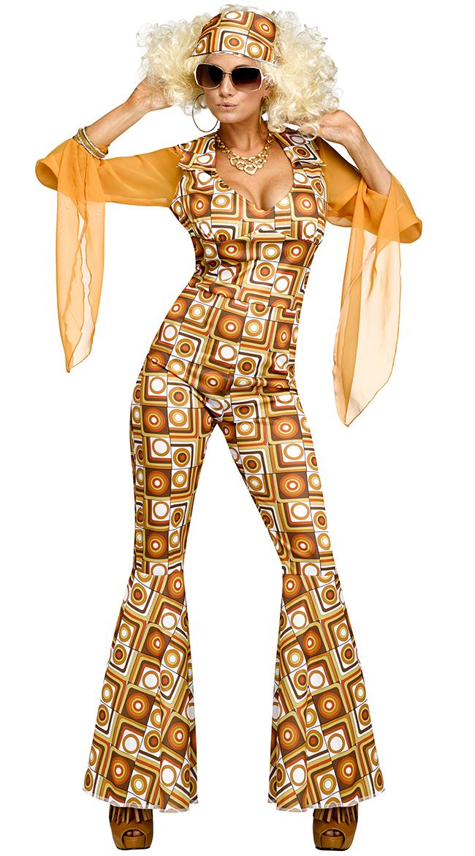 Disco Diva Adult Costume by Fun World