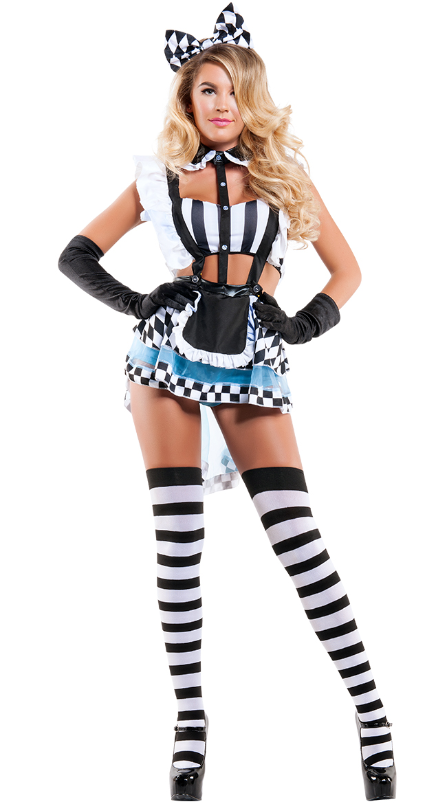 Eat Me Alice Costume by Yandy Starline