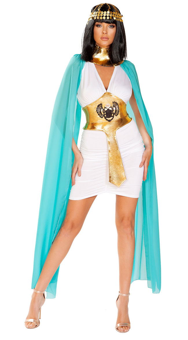 Egyptian Warrior Queen Costume by Roma