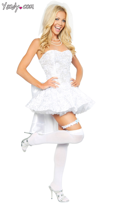 Fantasy Bride Costume by Roma