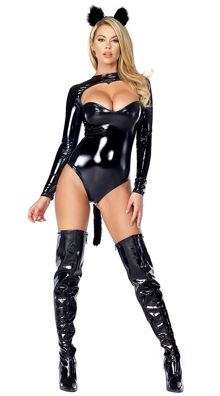 Feline Fetish Costume by Forplay