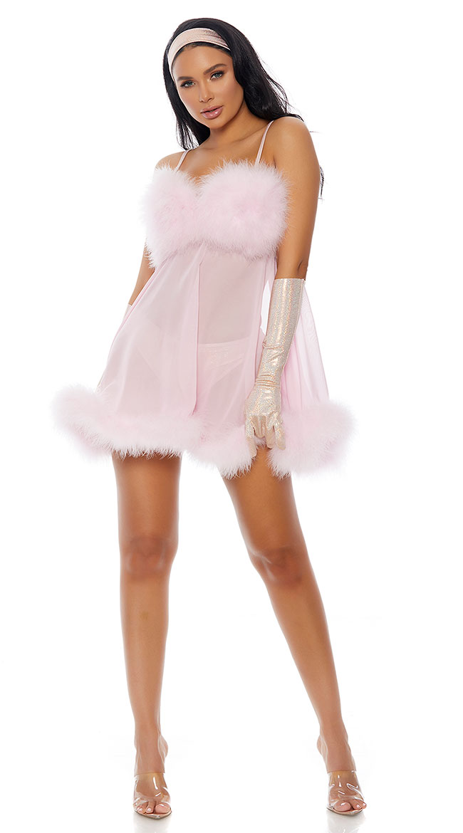 Femme For Real Costume by Forplay