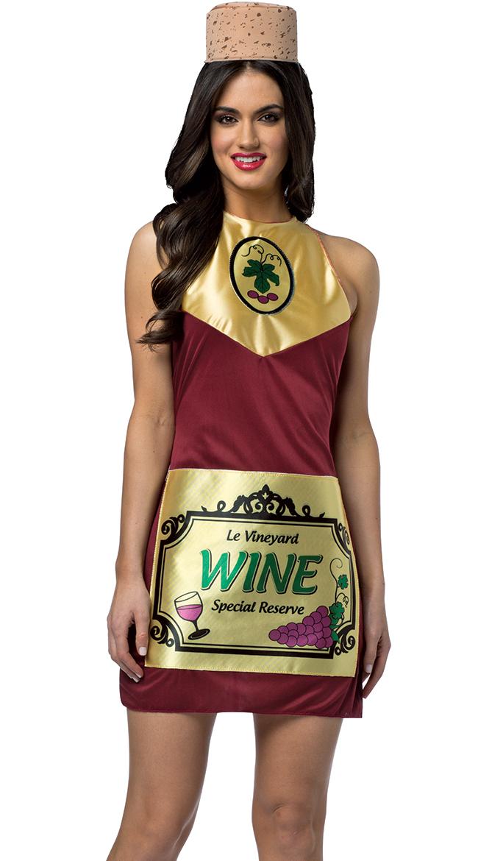 Fine Wine Dress Costume by Rasta Imposta - sexy lingerie