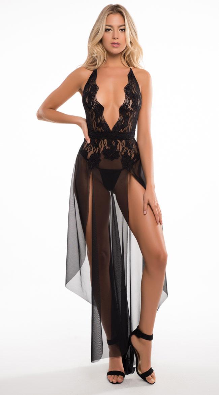 Freya Le Reve Lingerie Gown by Allure Lingerie