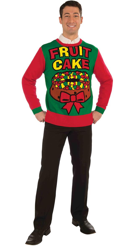 Fruit Cake Ugly Sweater by Forum Novelties