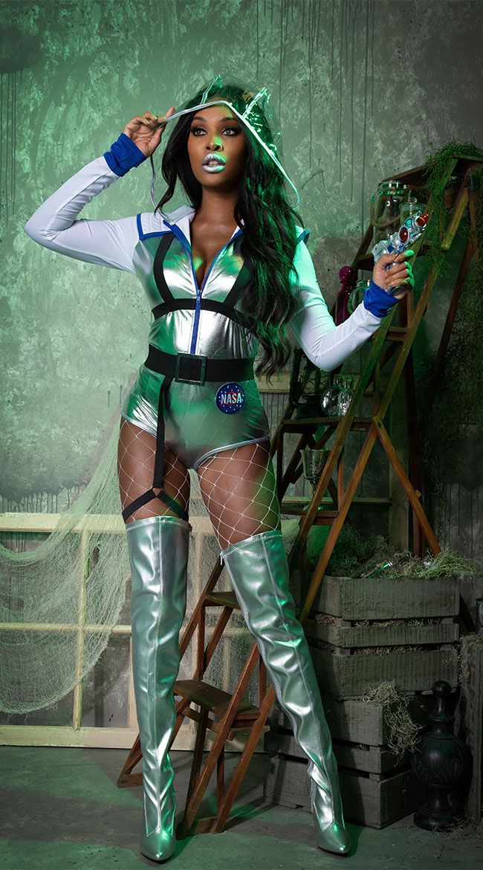 Galaxy Girl Costume by Leg Avenue