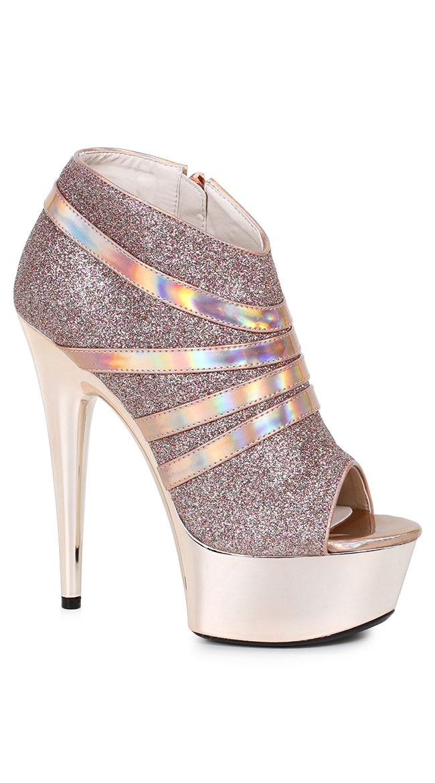 Galaxy Girl Platform Heel by Ellie Shoes