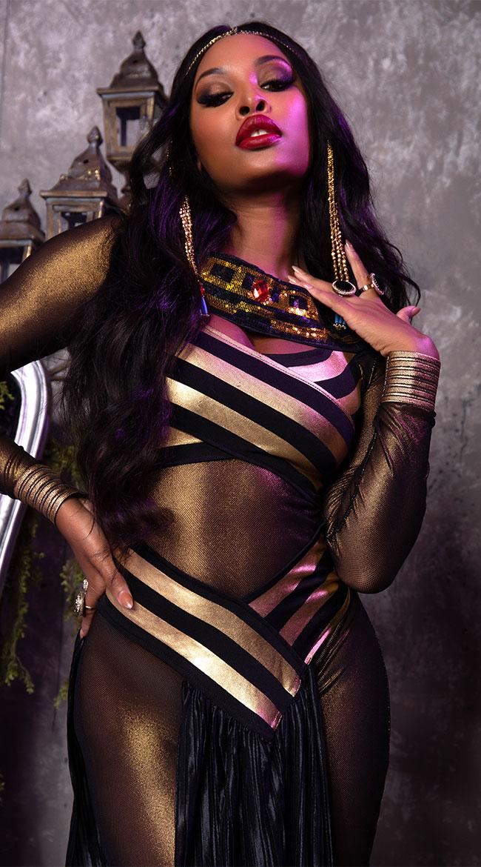Goddess Isis Costume by Leg Avenue