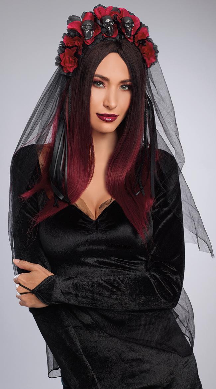 Gothic Headpiece by Dreamgirl